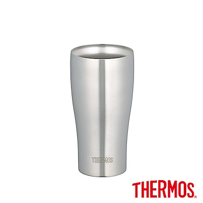 THERMOS 膳魔師不鏽鋼冰沁杯0.4L(JDA-400-S)