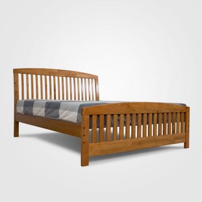 日木家居 Pat帕特雙人5尺實木床台/床架