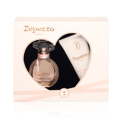 REPETTO 香榭芭蕾女性淡香水禮盒組-淡香水30ml+身體乳50ml