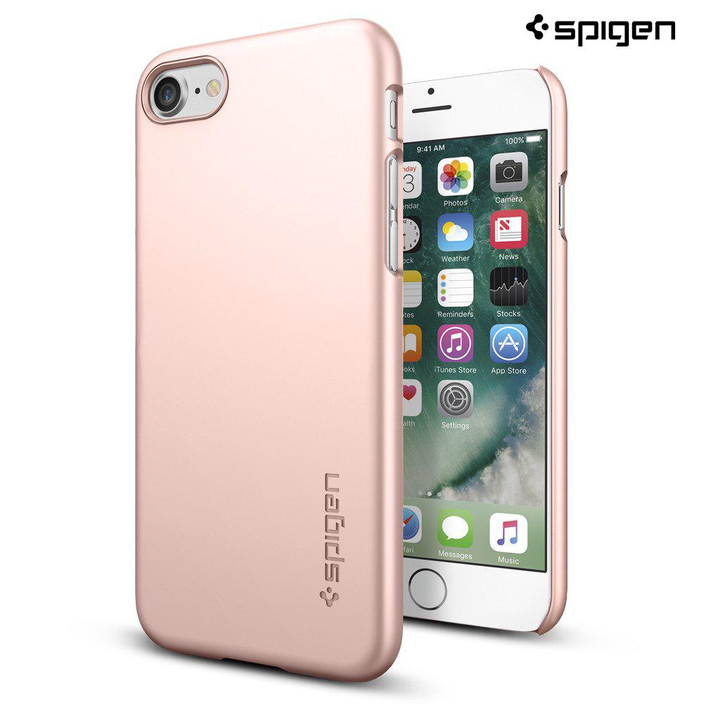 SPIGEN iPhone 7 Thin Fit 超薄防刮手機殼