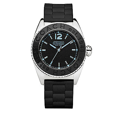 COACH Andee 海洋之星繽紛幻彩腕錶(14501374)-黑/38mm