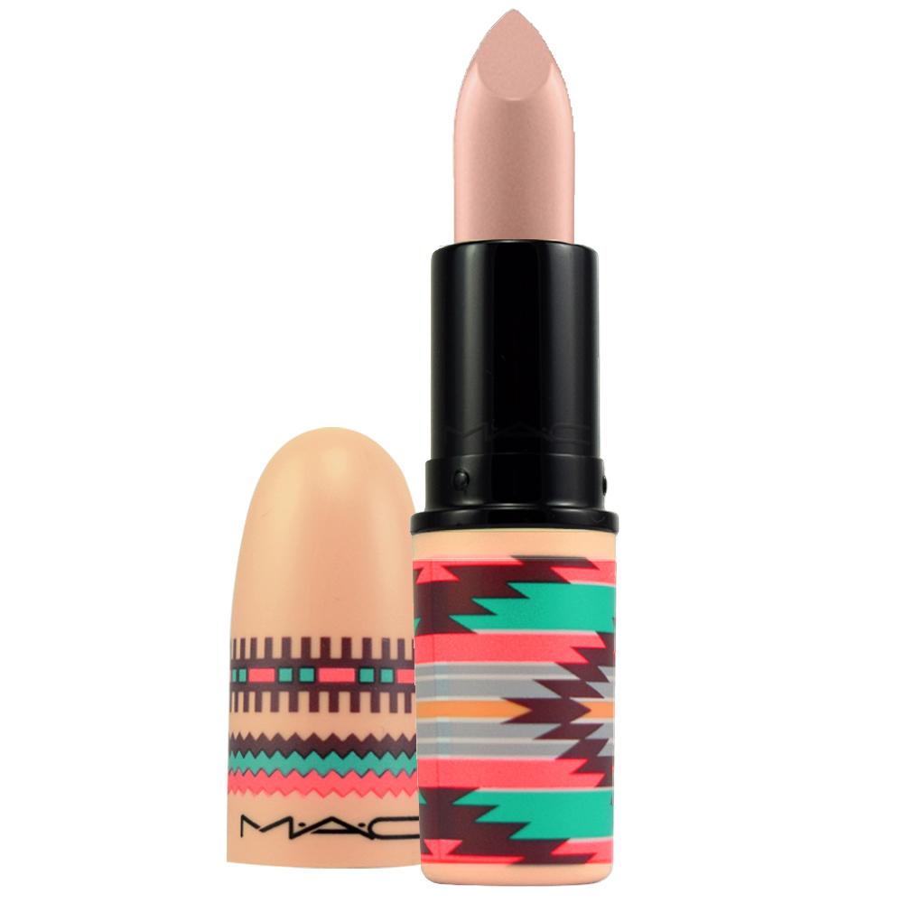 (即期品)M.A.C 嬉皮部落系列-時尚專業唇膏#ARROWHEAD 3g