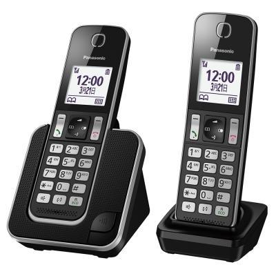 國際牌 Panasonic KX-TGD312TW DECT 數位無線電話 黑色