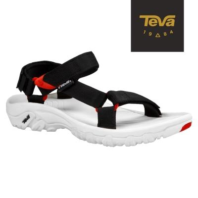 TEVA 美國 女 Hurricane XLT 機能運動涼鞋 (白/黑)