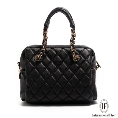 IF飛樂 - Duchess(巴黎女爵).手提包- 黑