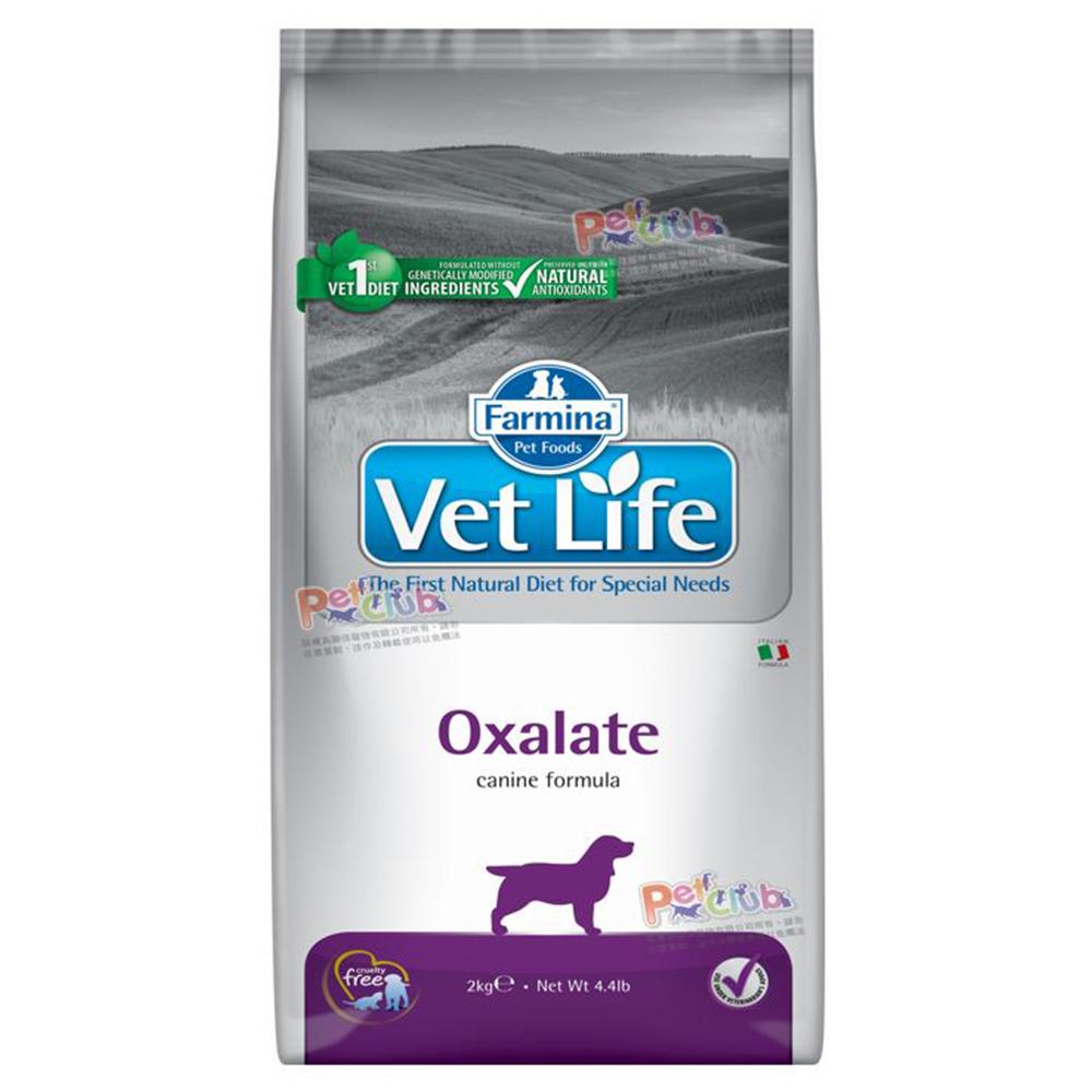 Farmina法米納 天然處方糧-犬用泌尿道草酸鈣結石配方(VDOX-8)2kg