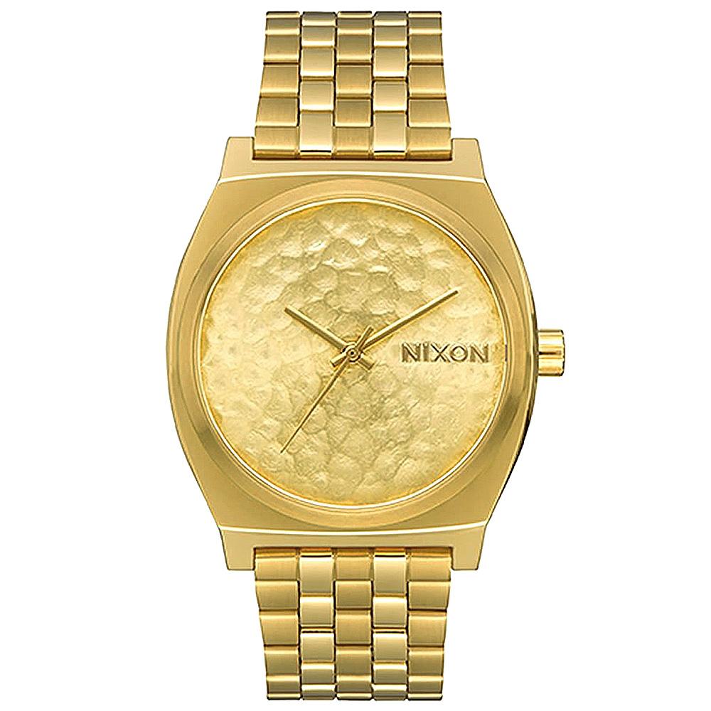 NIXON TIME TELLER   星星的碎片極簡時尚腕錶-A0452710/37mm
