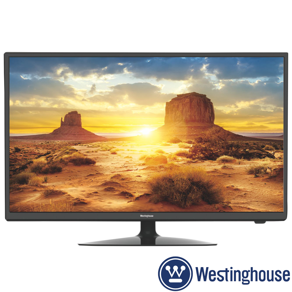 Westinghouse美國西屋 24吋 LED液晶顯示器+視訊盒 SLED-2406