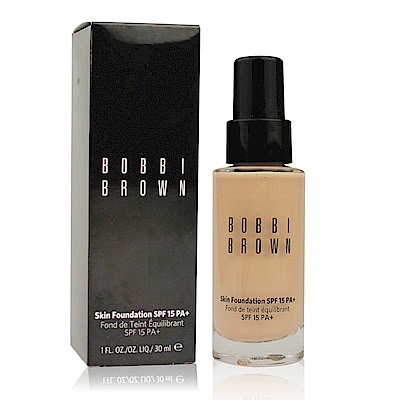 BOBBI BROWN 自然輕透粉底液SPF15PA+30ml#2.5 Warm Sand
