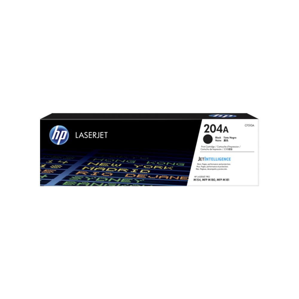 HP Color LaserJet Pro M154A 原廠黑色碳粉匣(CF510A)