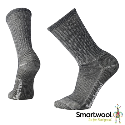 SmartWool 超輕型徒步中長襪 灰