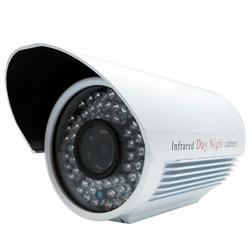 監視器攝影機 - 奇巧CHICHIAU SONY CCD 60燈700條高解析CS夜視OSD