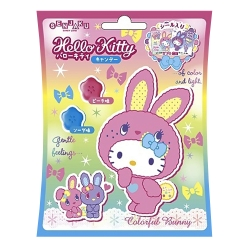 SENJAKU扇雀飴 Helly Kitty凱蒂貓果汁糖(48g)