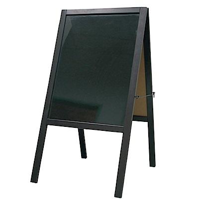 成功 Success 020311 落地式雙面木框彩繪板/公佈欄