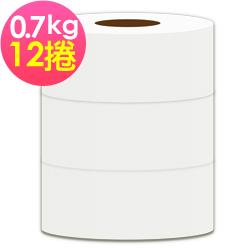 春風大捲筒衛生紙 700gx12捲