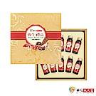 華陀扶元堂 活氣高麗蔘飲禮盒1盒(10瓶/盒)