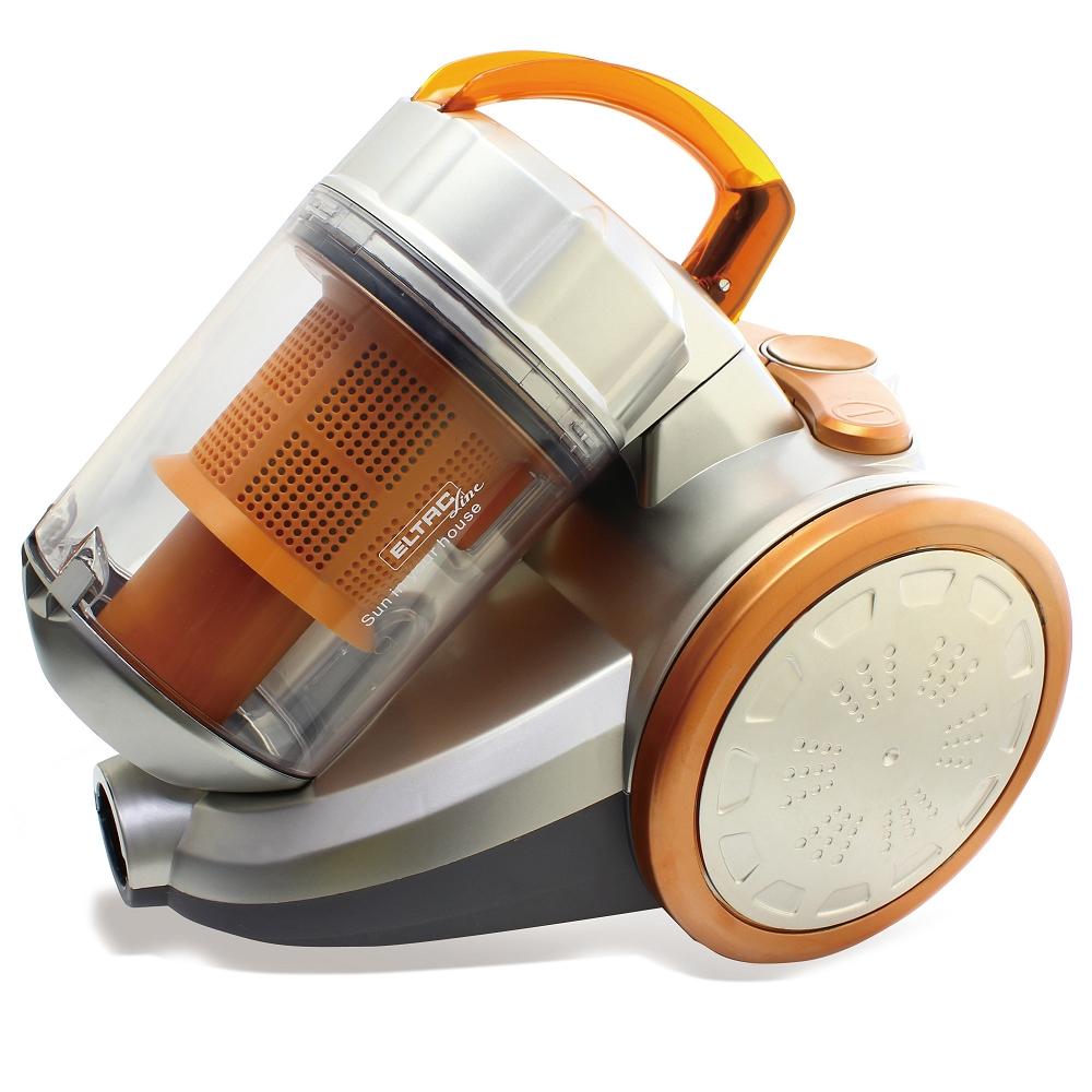 【福利品】歐頓 ELTAC Mini旋風免紙袋吸塵器 EVA-001