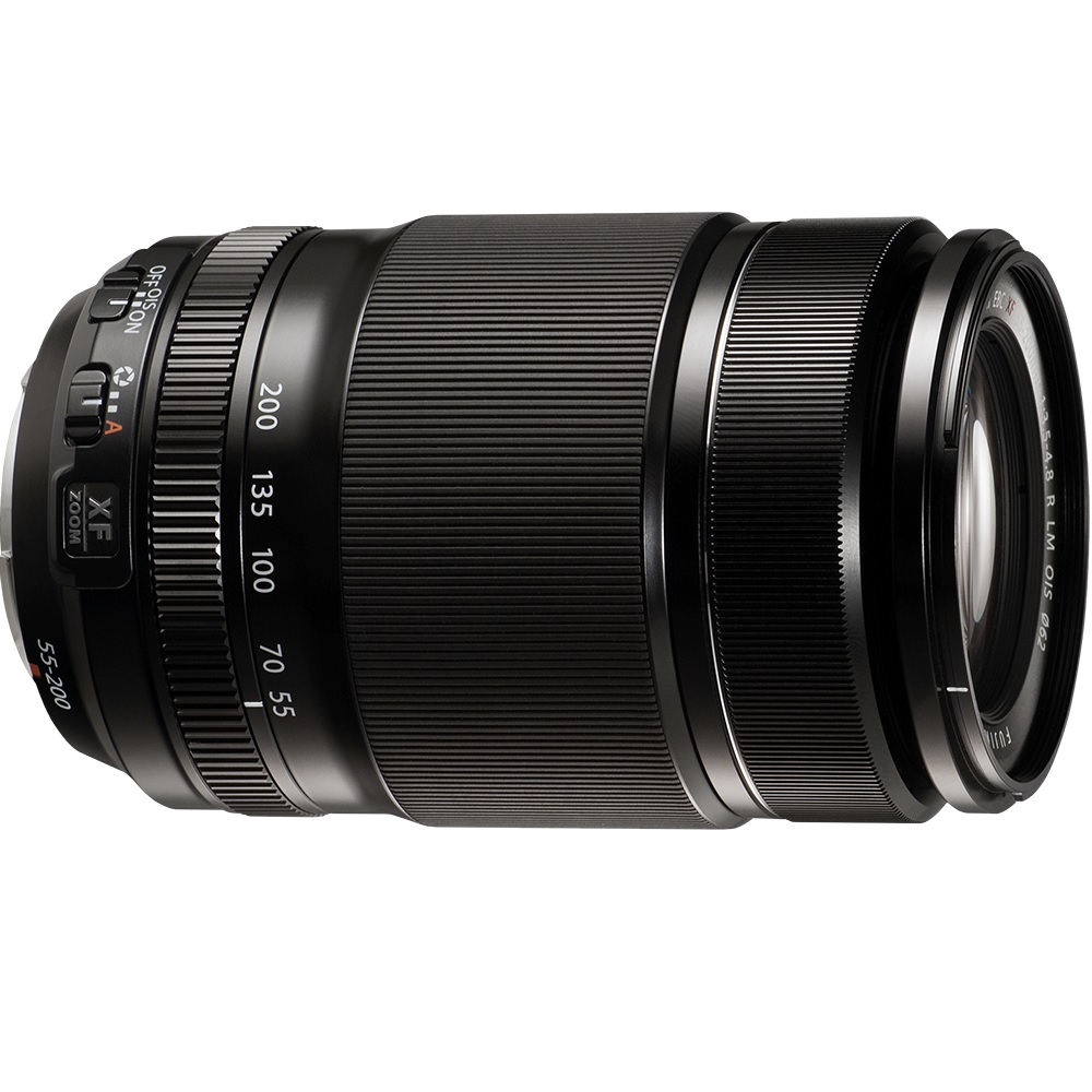 FUJIFILM XF 55-200mm F3.5-4.8 R望遠變焦鏡頭(平行輸入)