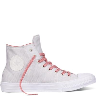 CONVERSE-男休閒鞋155534C-米白