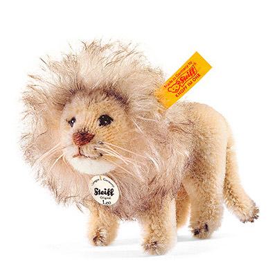 STEIFF金耳釦泰迪熊 - Leo Lion (12cm)