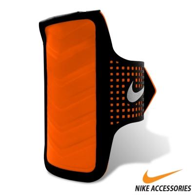 NIKE 男用輕量手機臂包(適用IPHONE 6) 橘款-快速到貨