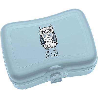 KOZIOL Elli貓頭鷹午餐盒(藍)