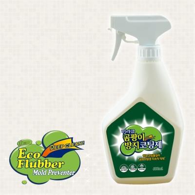 立潔白環保精靈超級強效清潔防黴劑600ml (防霉抗霉)