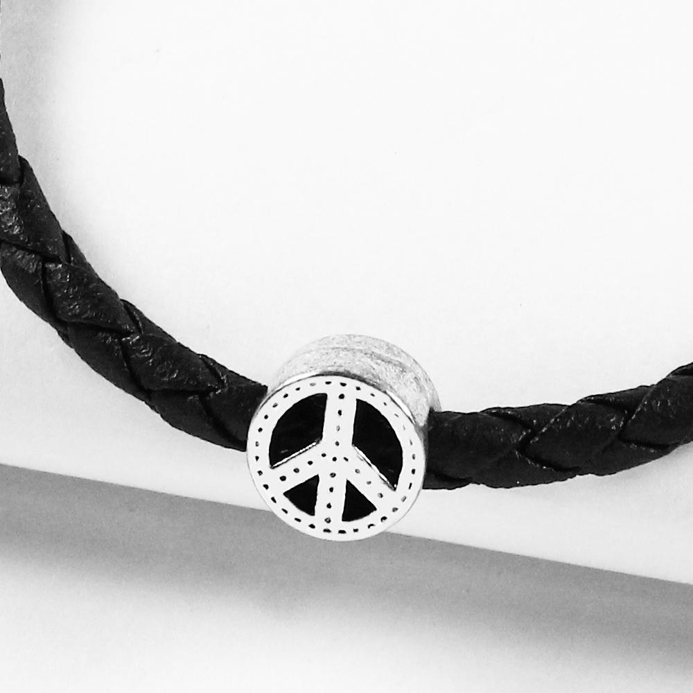 A1寶石  生命之樹-Endless混搭元素-仿真皮繩編織手鍊(含開光)