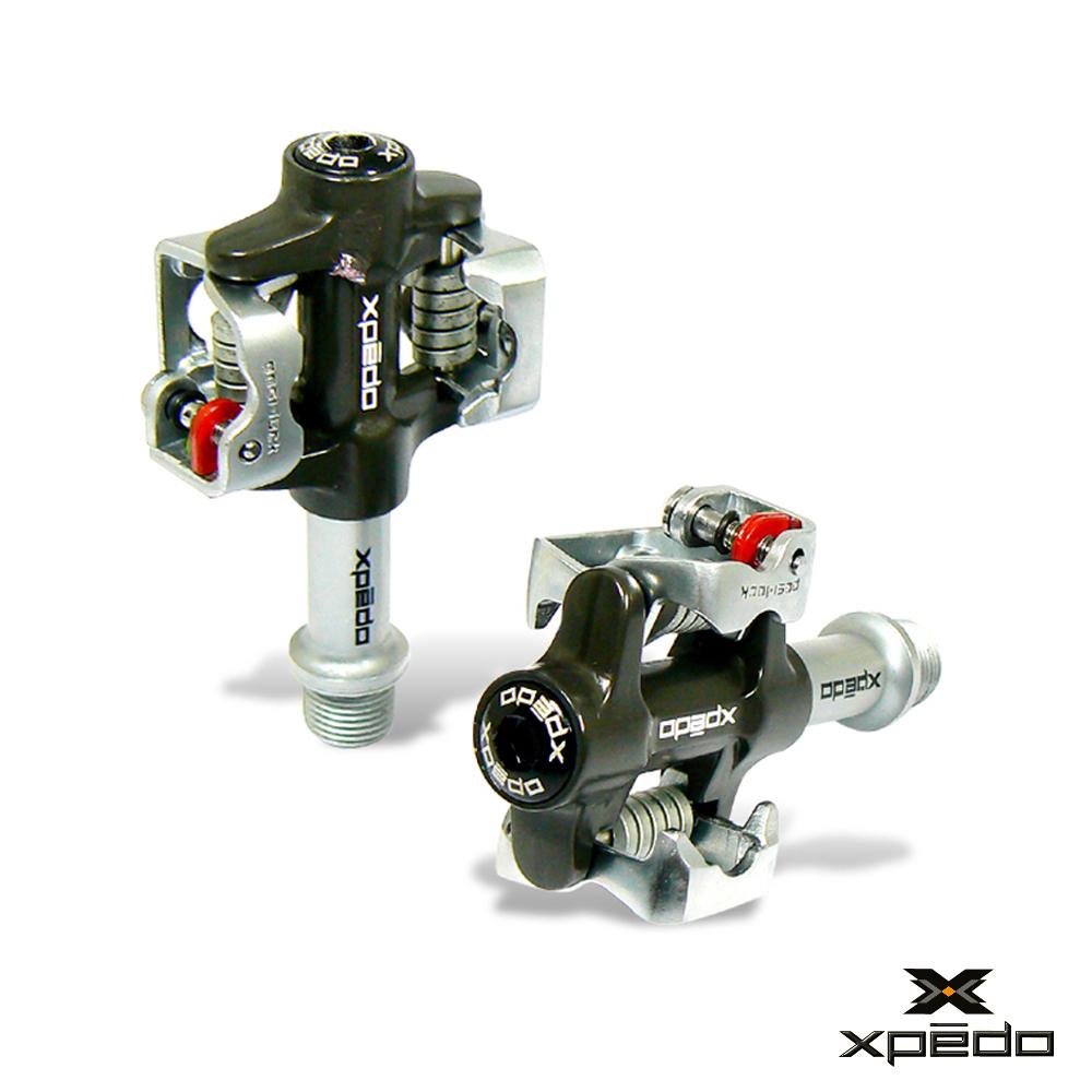 XPEDO MF-4 Force 鍛造鋁合金專業卡式腳踏