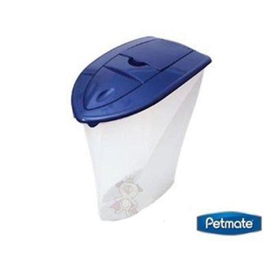 美國Petmate《Microban 飼料保鮮儲存桶》9kg
