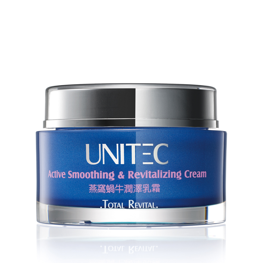 UNITEC彤妍  燕窩蝸牛潤澤乳霜50gm