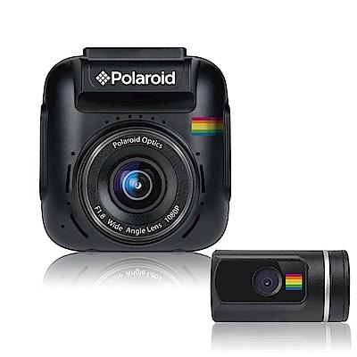 Polaroid 寶麗萊S231GS 測速行器+RC100車內式後錄專用鏡頭(內含16G)