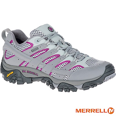 MERRELL MOAB 2 GTX 登山女鞋-灰紫(06082)