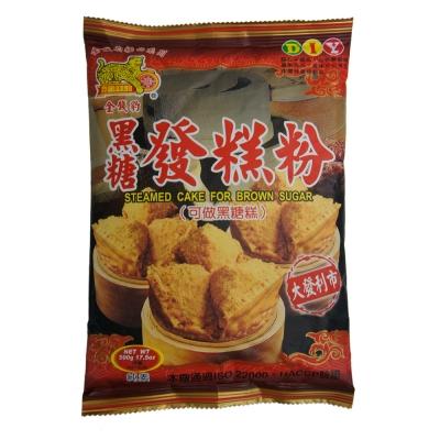金錢豹 黑糖發糕粉(500g)