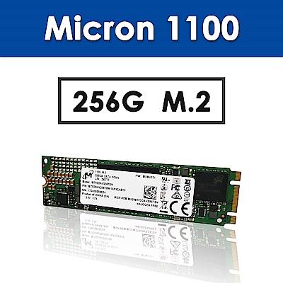 Micron 1100 256G M.2 SSD(五年保)