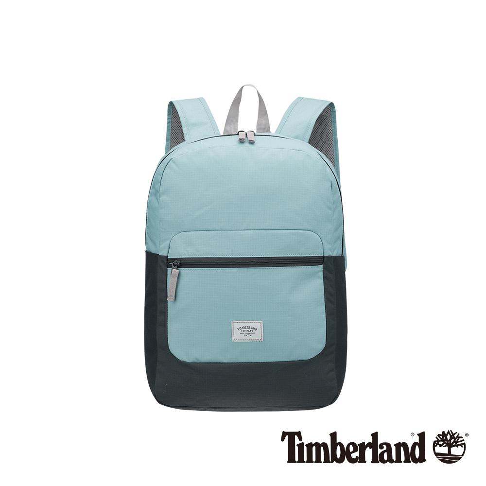 Timberland 男女款海軍藍戶外休閒後背包