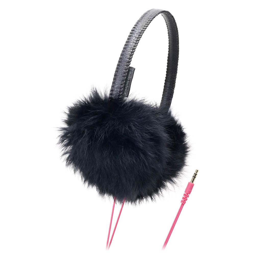 鐵三角 ATH-FW44 限量版羽毛造型頭戴式耳機