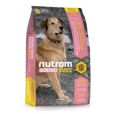 Nutram紐頓 均衡健康配方 - S6 成犬雞肉南瓜 13.6kg