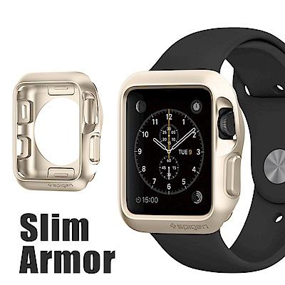 韓國Spigen Slim Armor Apple Watch 輕薄型防刮保護殼