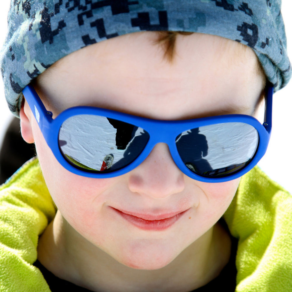 美國BABIATORS 嬰幼兒太陽眼鏡 酷炫藍