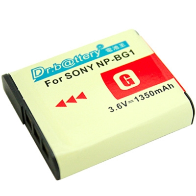 電池王 For  SONY NP-FG1 / NP-BG1 高容量鋰電池