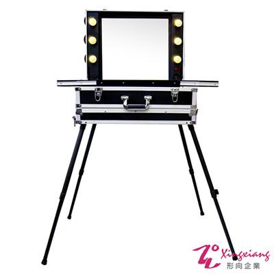 Xingxiang形向大型超專業燈箱化妝桌台6k-11
