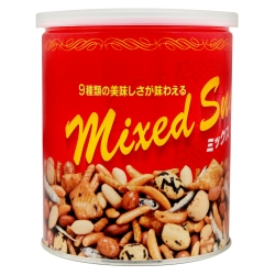 Tekemu 罐裝綜合豆果子餅乾(194g)