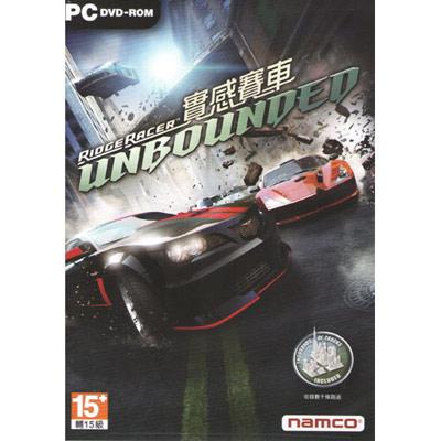 實感賽車:無限 PC英文版  附中文手冊