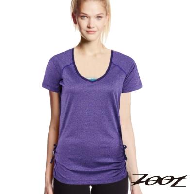 ZOOT 頂級冰涼感運動跑衣(薰衣紫)(女) Z1504005