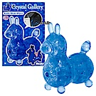 3D Ctystal Galley - Rody水晶拼圖(藍)