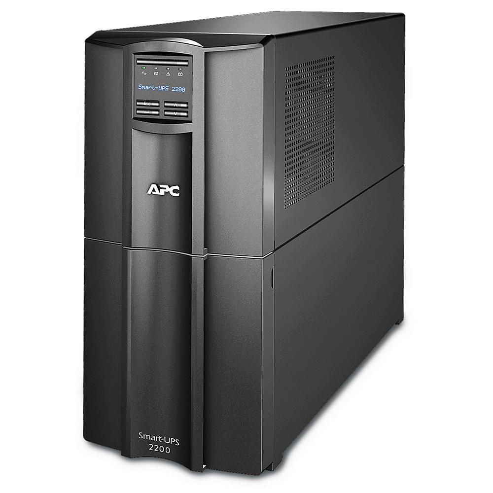 APC 智慧型2200VA在線互動式UPS(SMT2200TW)