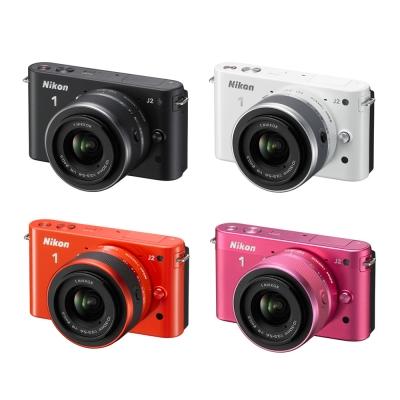 福利品-Nikon-J2-10-30mm-變焦-單