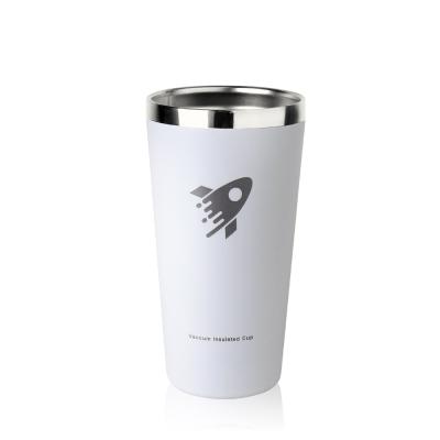 美國銳弗REVOMAX 316不鏽鋼鋼暢飲杯500ML-純潔白(不含蓋)