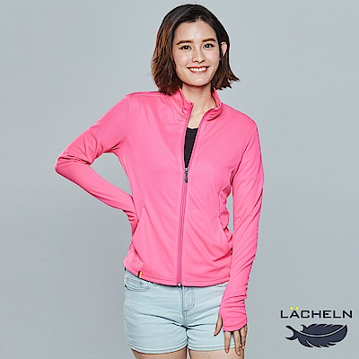 【LACHELN】COOLMAX女針織防曬外套(L81W507)